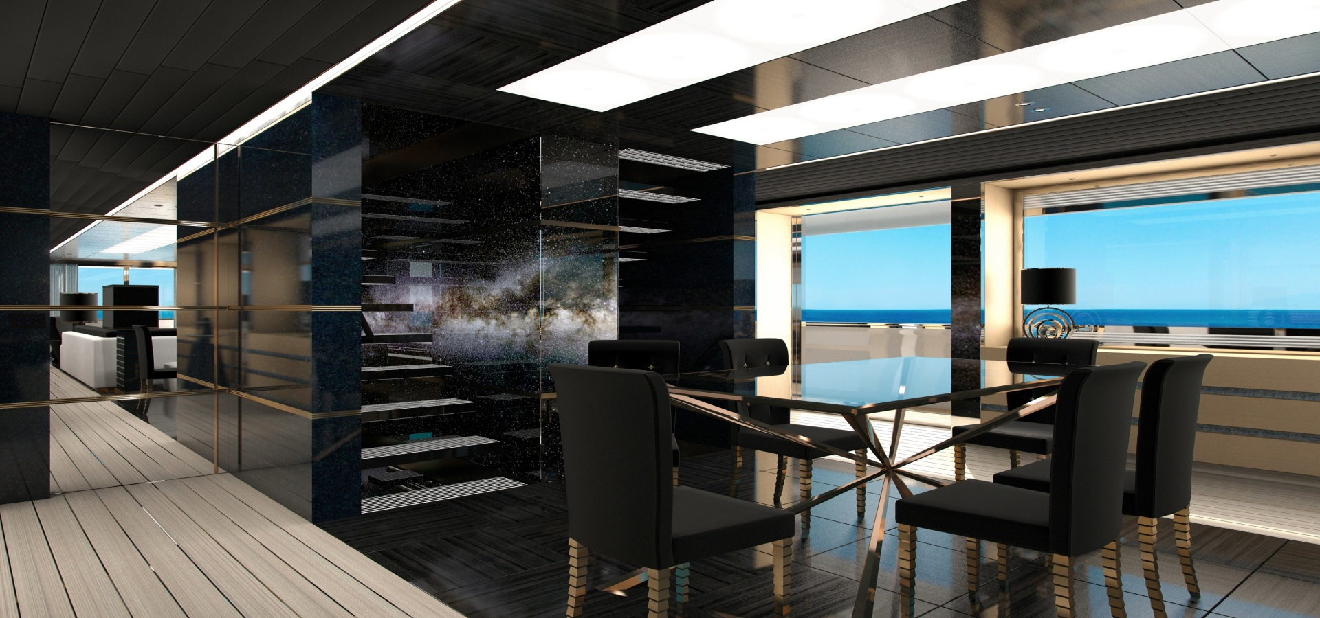 Picture Of a 2023 Custom 230 Preferred Builder - Fincantieri Yachts Motor Yachts | 1132215