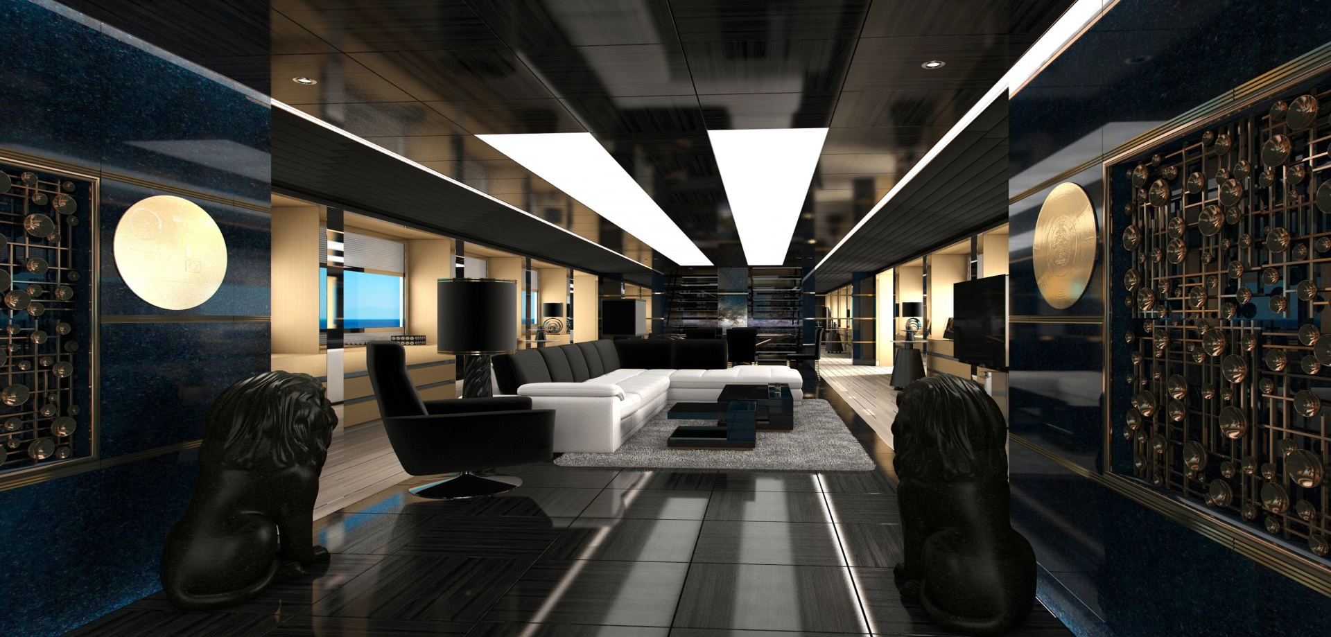 Picture Of a 2023 Custom 230 Preferred Builder - Fincantieri Yachts Motor Yachts | 1132209