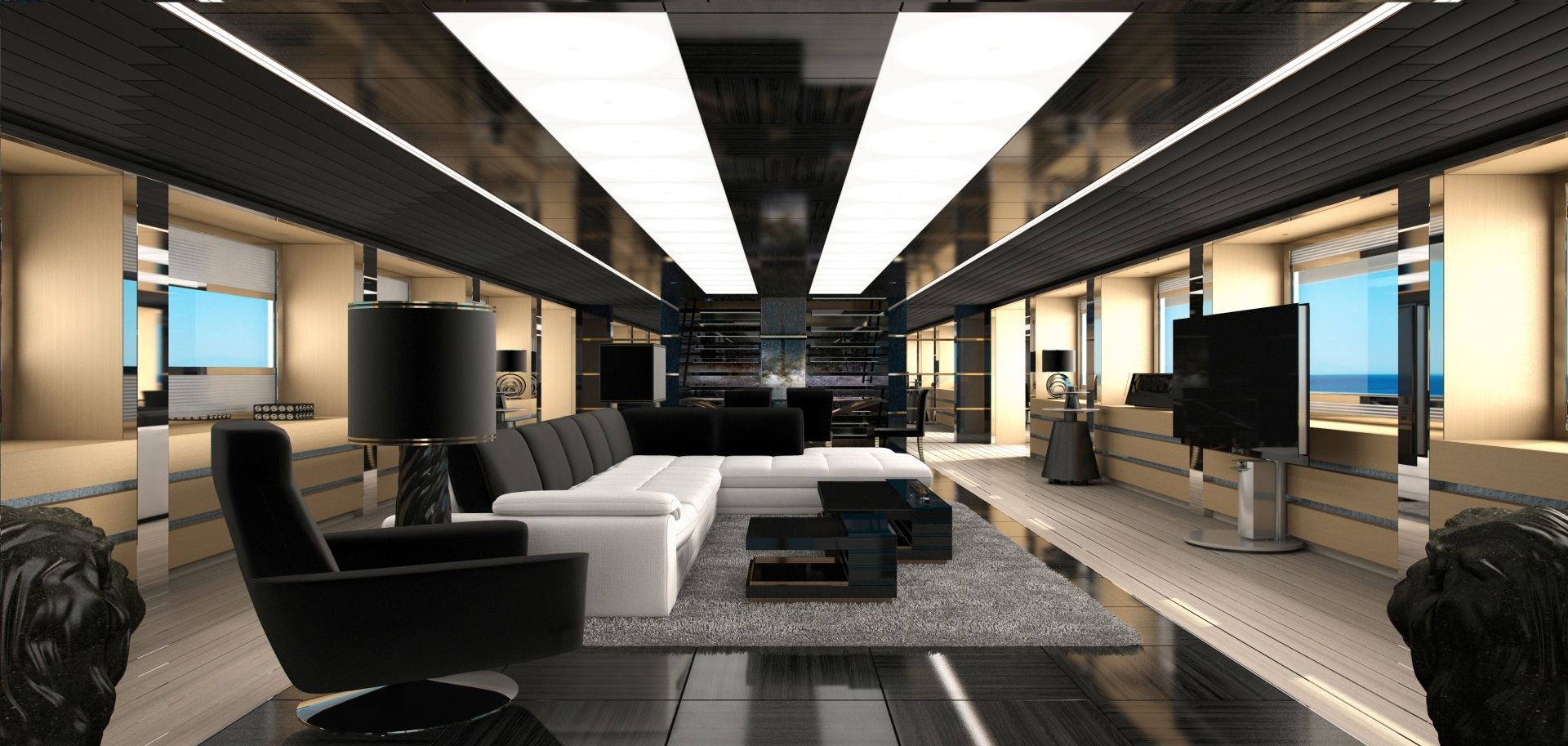 Picture Of a 2023 Custom 230 Preferred Builder - Fincantieri Yachts Motor Yachts | 1132213