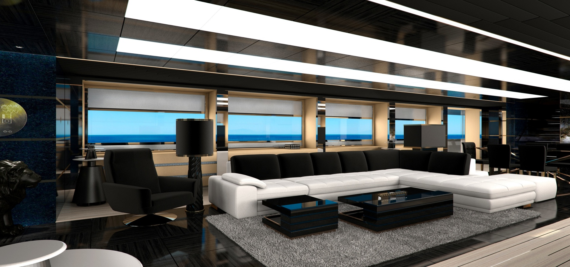 Picture Of a 2023 Custom 230 Preferred Builder - Fincantieri Yachts Motor Yachts | 1132211