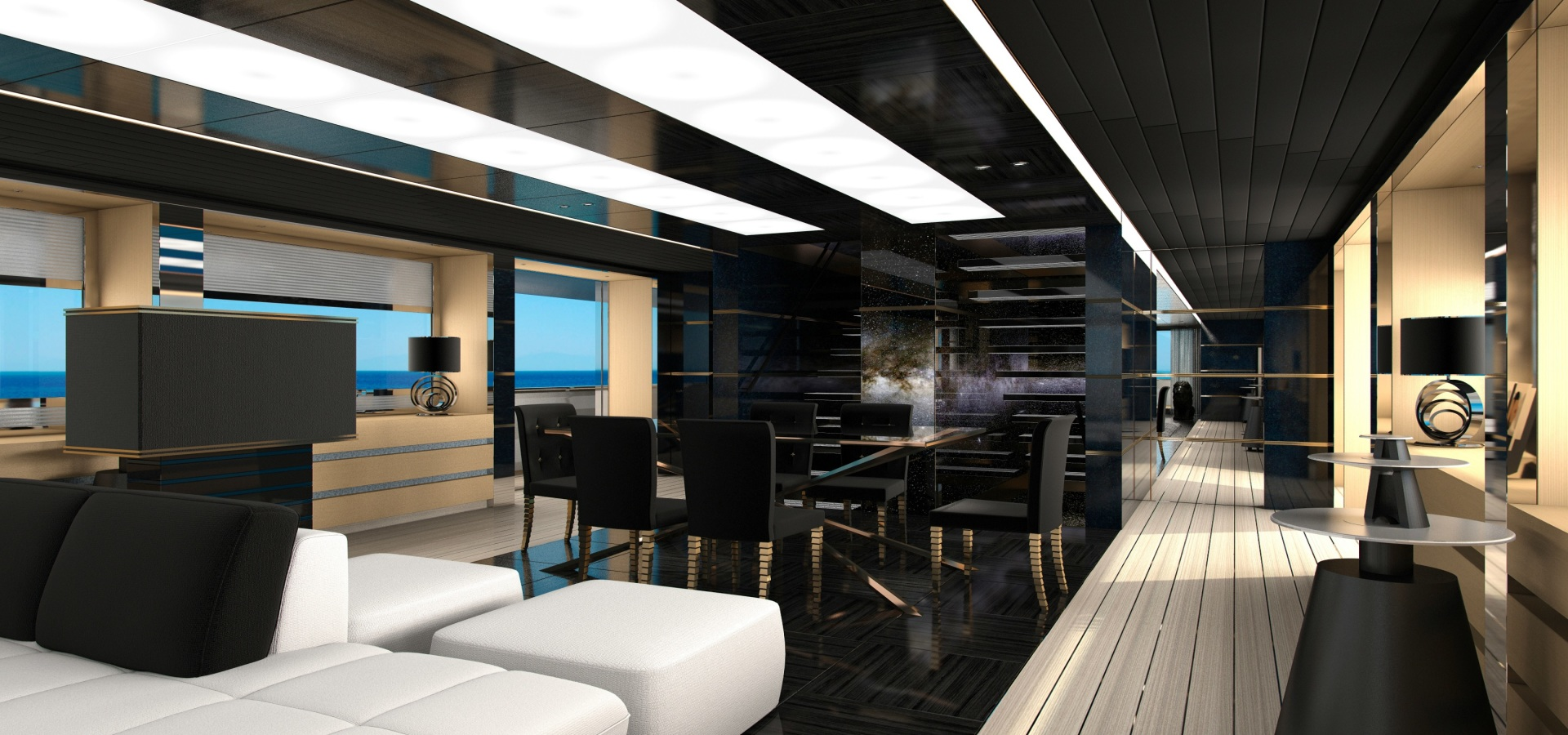 Picture Of a 2023 Custom 230 Preferred Builder - Fincantieri Yachts Motor Yachts | 1132216