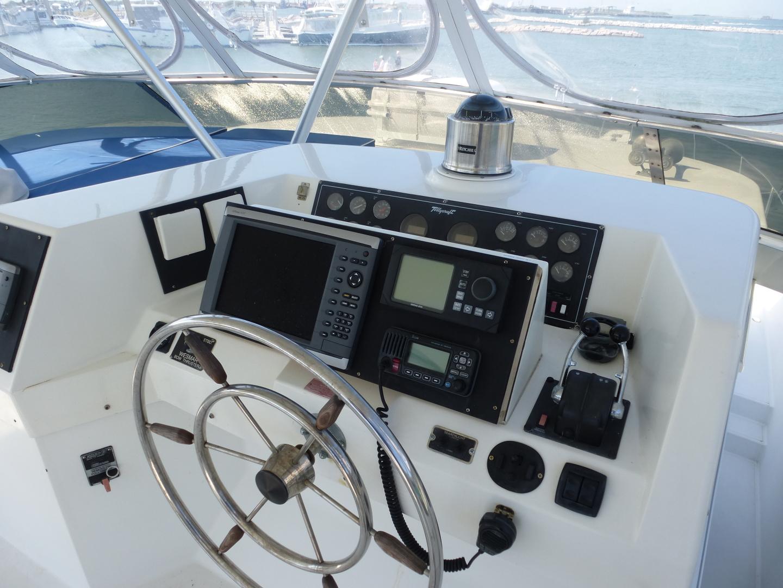 Tollycraft-57 Motor Yacht 1995-K Sea Port Aransas-Texas-United States-Tollycraft Motor Yacht 1995 K Sea-1134076 | Thumbnail