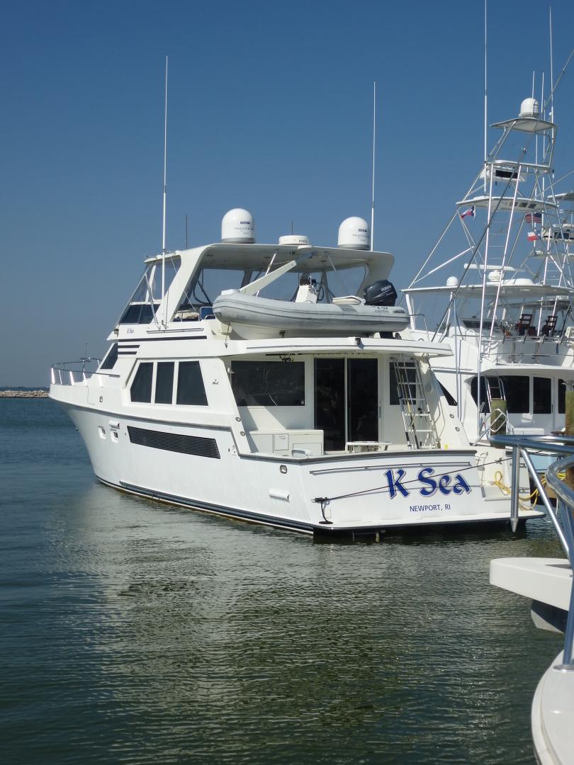 Tollycraft-57 Motor Yacht 1995-K Sea Port Aransas-Texas-United States-Tollycraft Motor Yacht 1995 K Sea-1134081 | Thumbnail