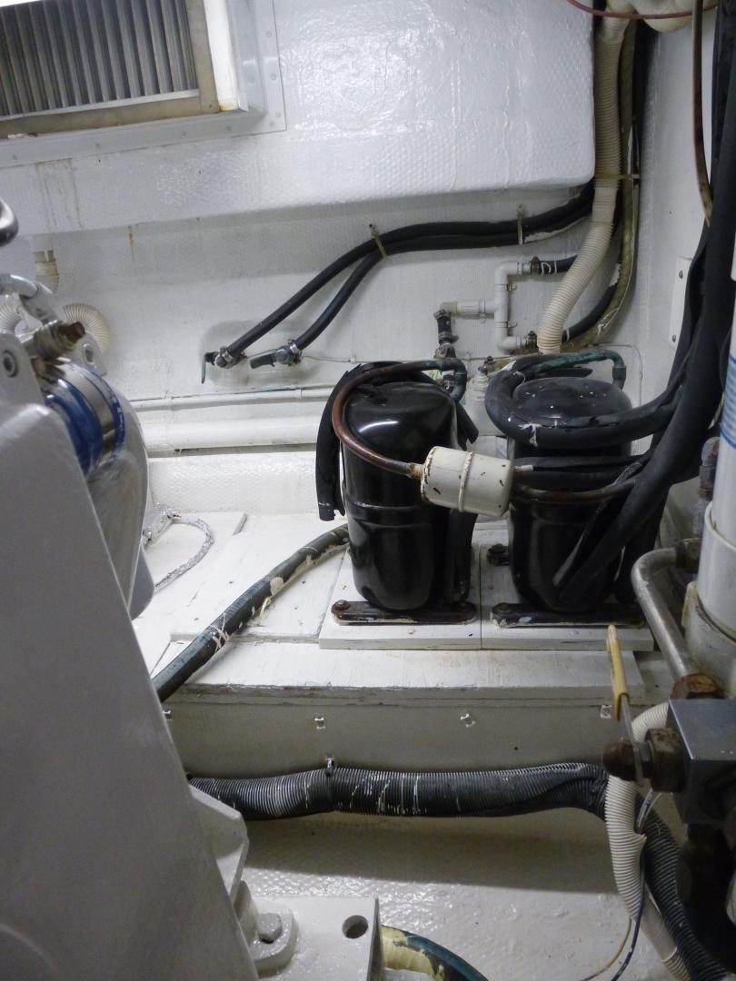 Tollycraft-57 Motor Yacht 1995-K Sea Port Aransas-Texas-United States-Tollycraft Motor Yacht 1995 K Sea-1134061 | Thumbnail