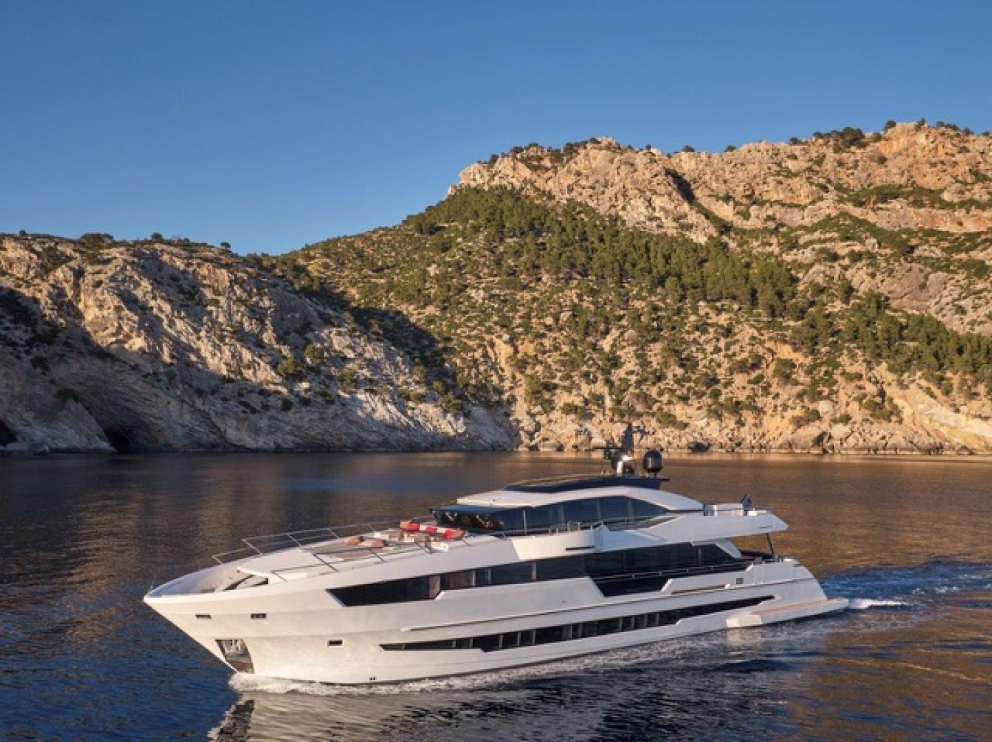 Picture Of: 110' Astondoa 110 Century 2021 Yacht For Sale | 1 of 41