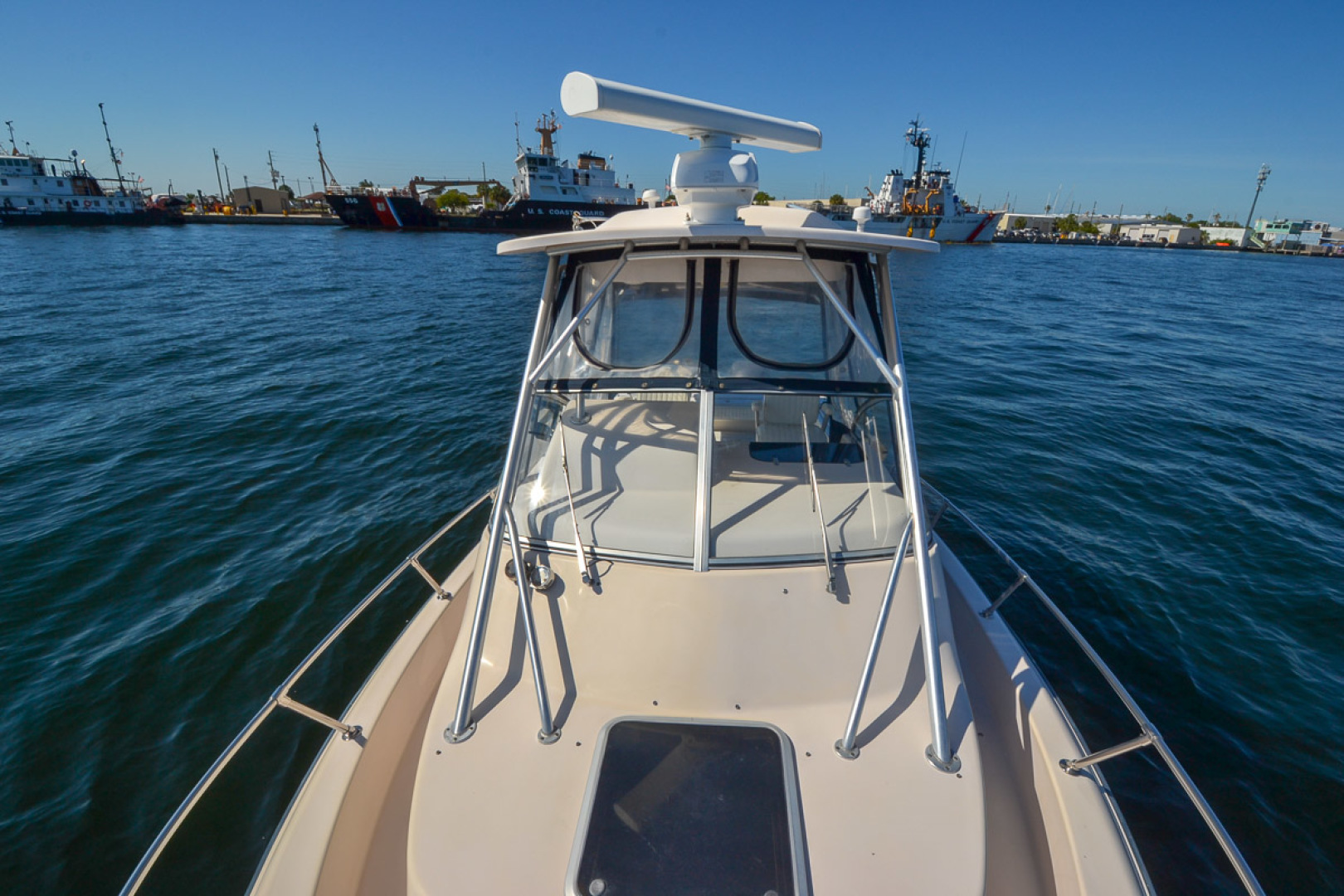 24' 2005 Grady-White 282 Sailfish | Tampa Yacht Sales