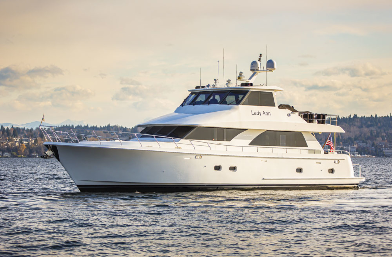 Ocean Alexander-OA 74 2007-LADY ANN Seattle-Washington-United States-Lady Ann 74 Ocean Alexander-1279974 | Thumbnail