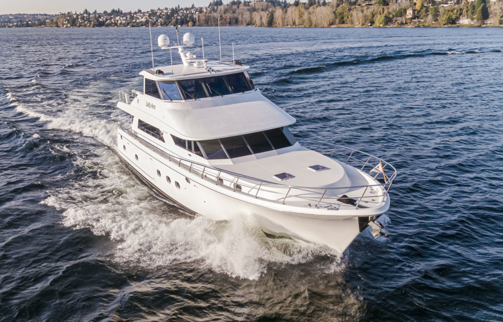 Ocean Alexander-OA 74 2007-LADY ANN Seattle-Washington-United States-Lady Ann 74 Ocean Alexander-1280017 | Thumbnail