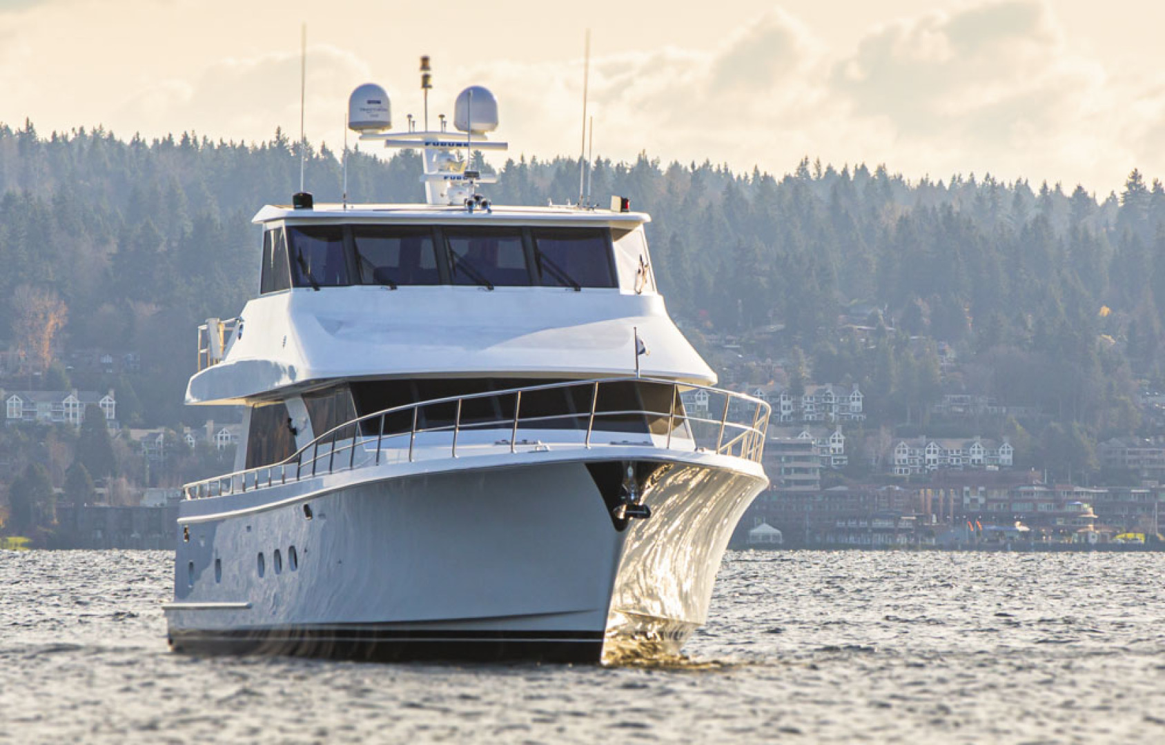 Ocean Alexander-OA 74 2007-LADY ANN Seattle-Washington-United States-Lady Ann 74 Ocean Alexander-1280016 | Thumbnail
