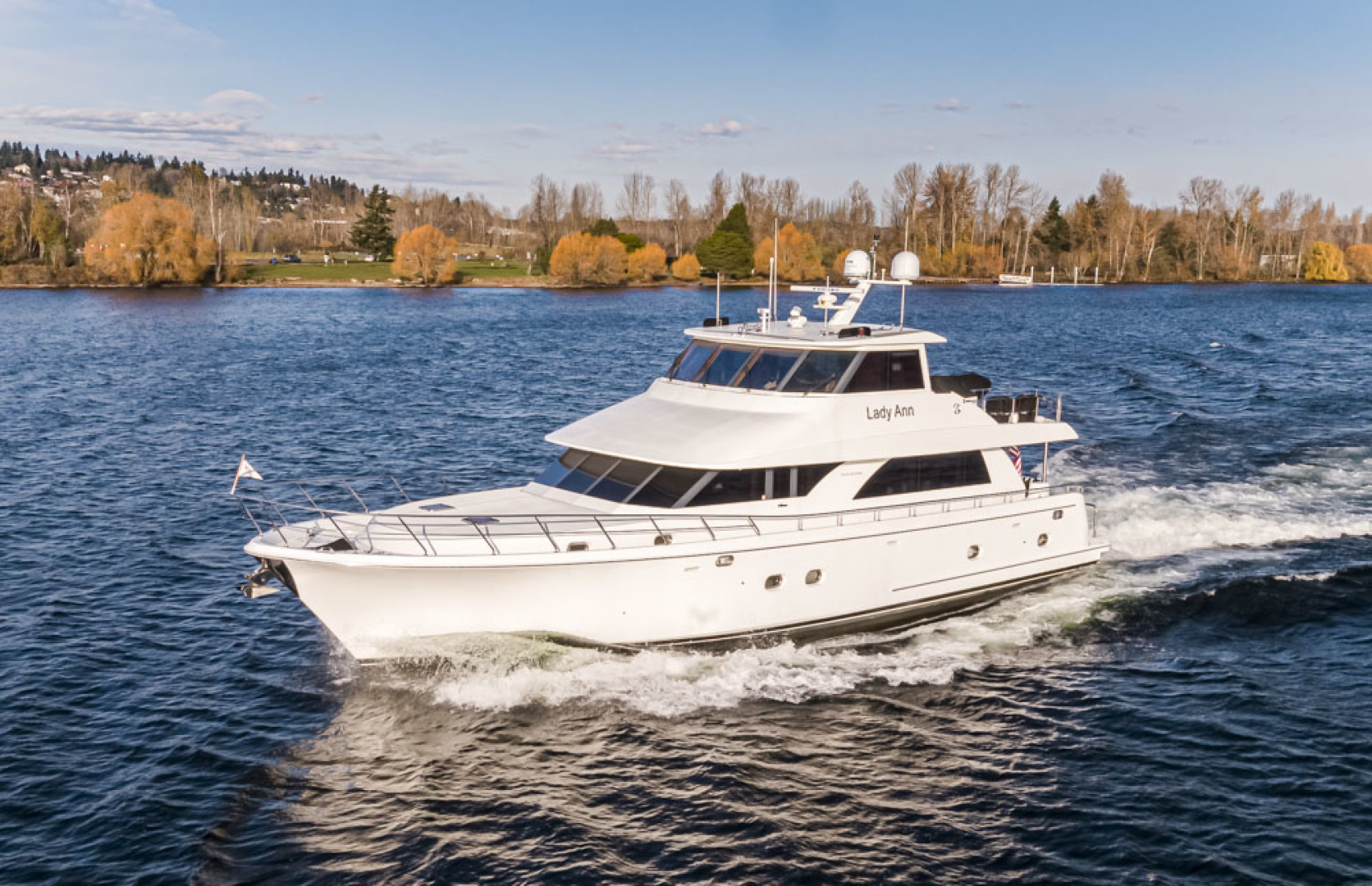 Ocean Alexander-OA 74 2007-LADY ANN Seattle-Washington-United States-Lady Ann 74 Ocean Alexander-1280018 | Thumbnail