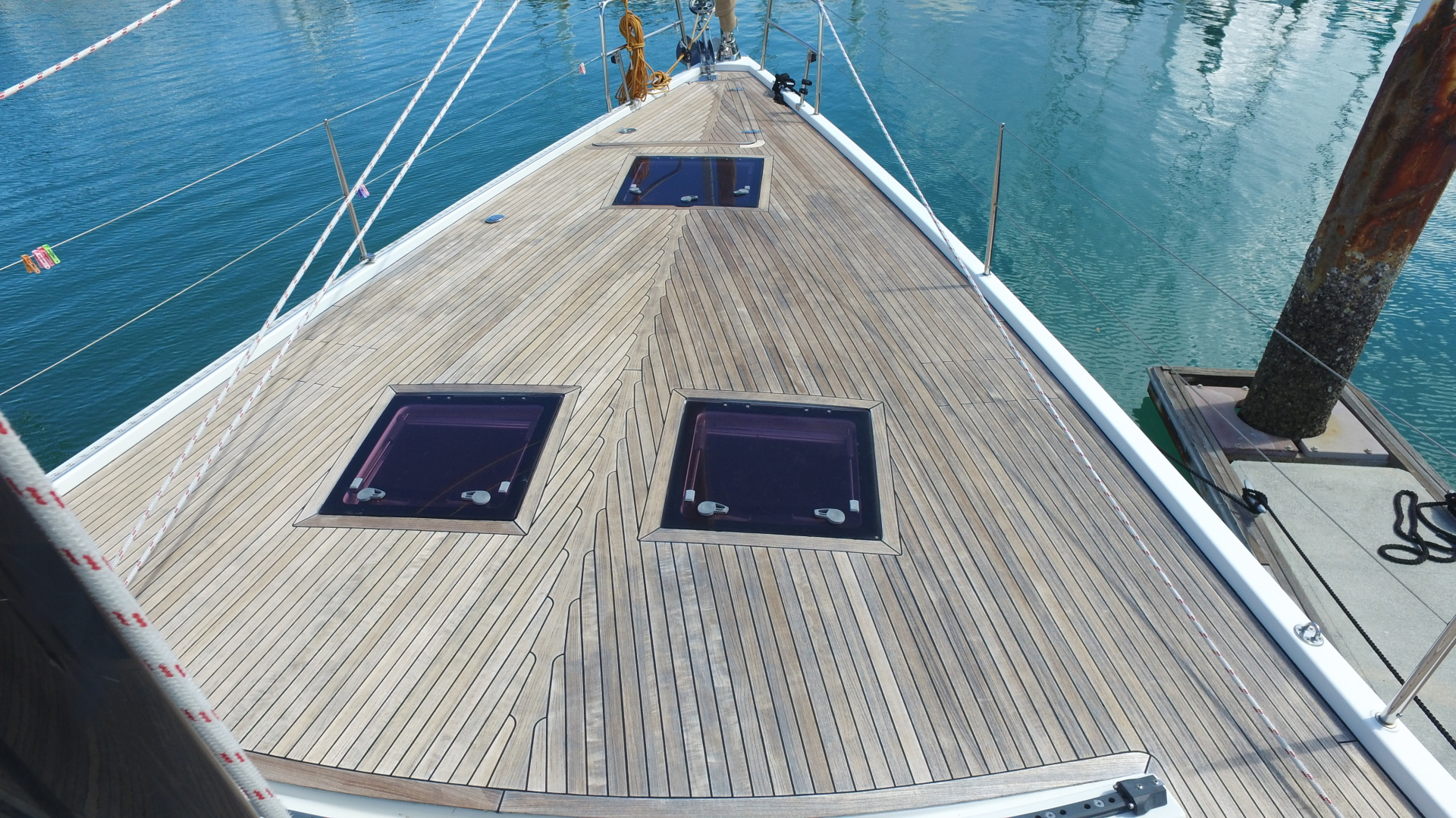 Picture Of: 52' Hanse 545 2012 Yacht For Sale | 2 of 24