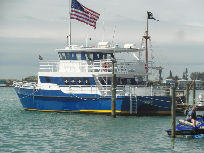 Custom-Tri-Kat 49 Passenger Catamaran 2002-King Triton Cortez-Florida-United States-1141135 | Thumbnail