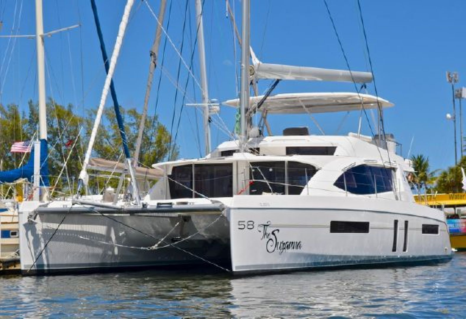 Picture Of: 58' Leopard 58 2018 Yacht For Sale | 1 of 89