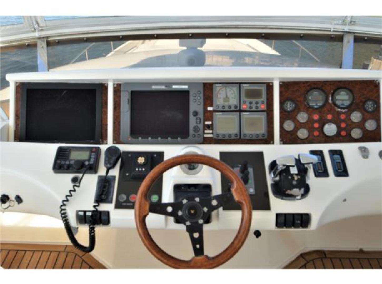 2000 Princess 72 Motor Yacht Yacht For Sale Adagio Si Yachts