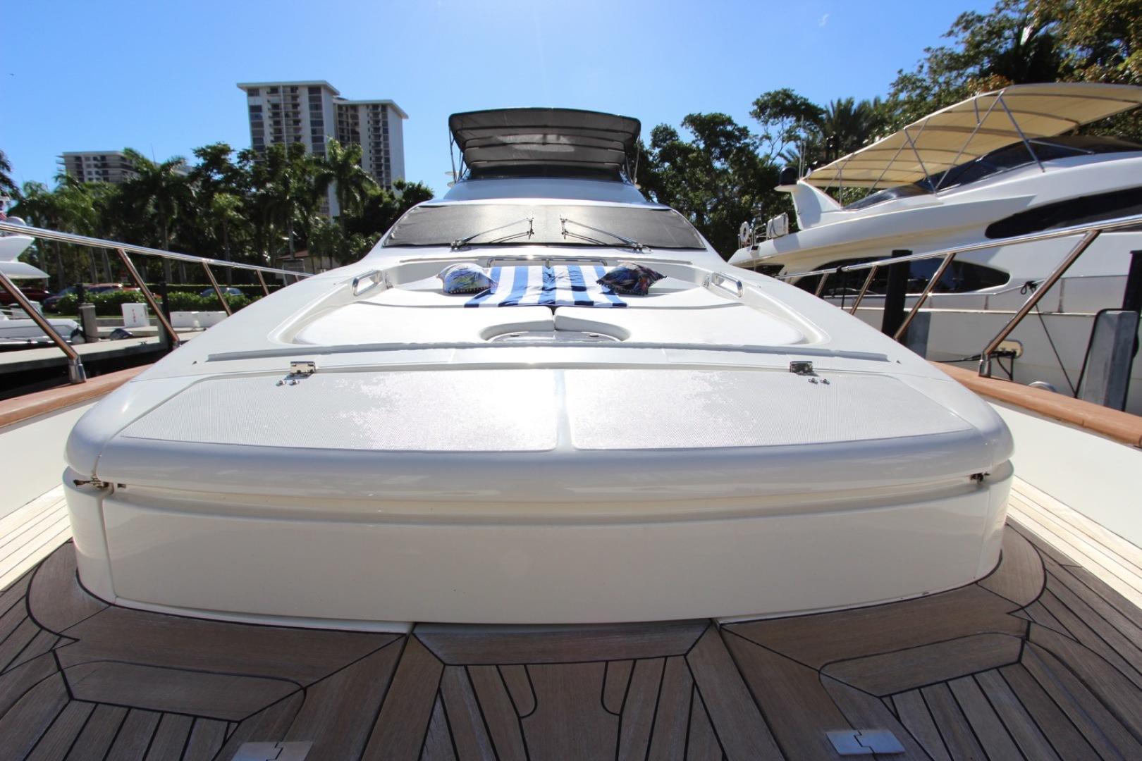 Azimut-2008 Azimut 80 2008-PURA VIDA Aventura-Florida-United States-2008 Azimut 80 Flybride for sale in Aventura -1145105 | Thumbnail