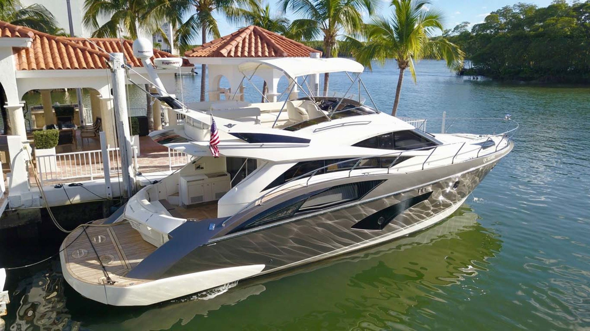 Marquis-500 Sport Bridge 2011-Helen Sunny Isles Beach-Florida-United States-Starboard Side-1146725 | Thumbnail