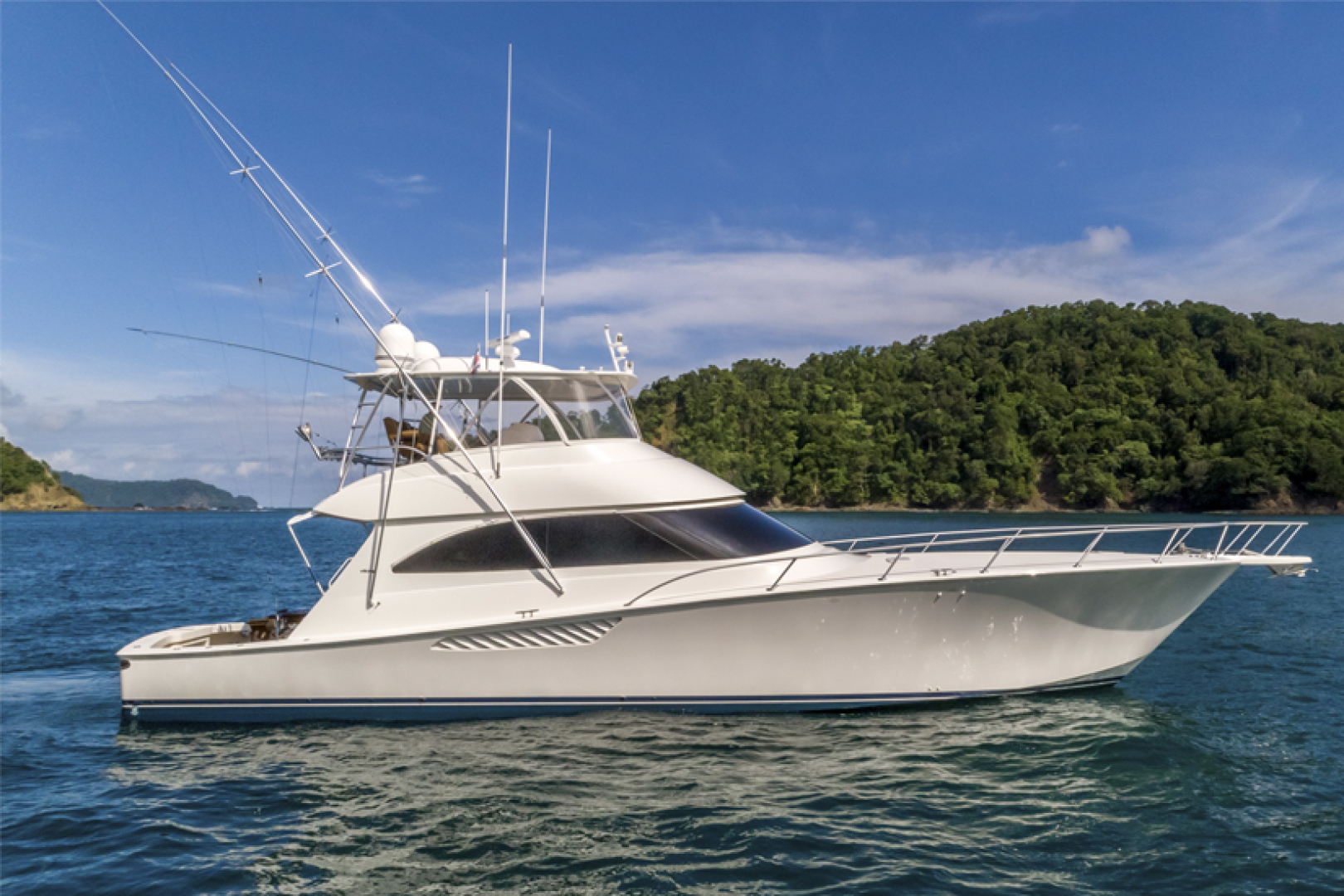 "2013 Viking 66' 66 Convertible ""Slight Edge"""