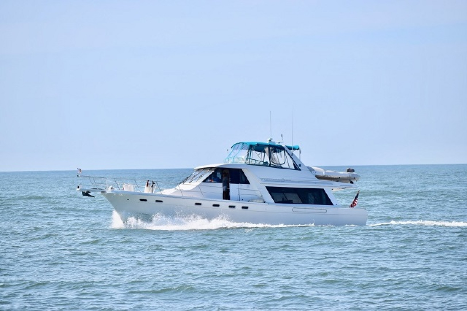 "1998 Bayliner 47' 4788 ""Sea Jamm"""