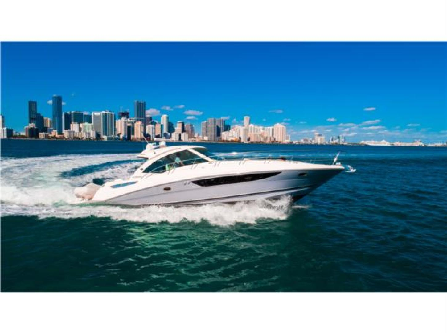 Sea Ray 50' Sundancer 2012  Bonbona