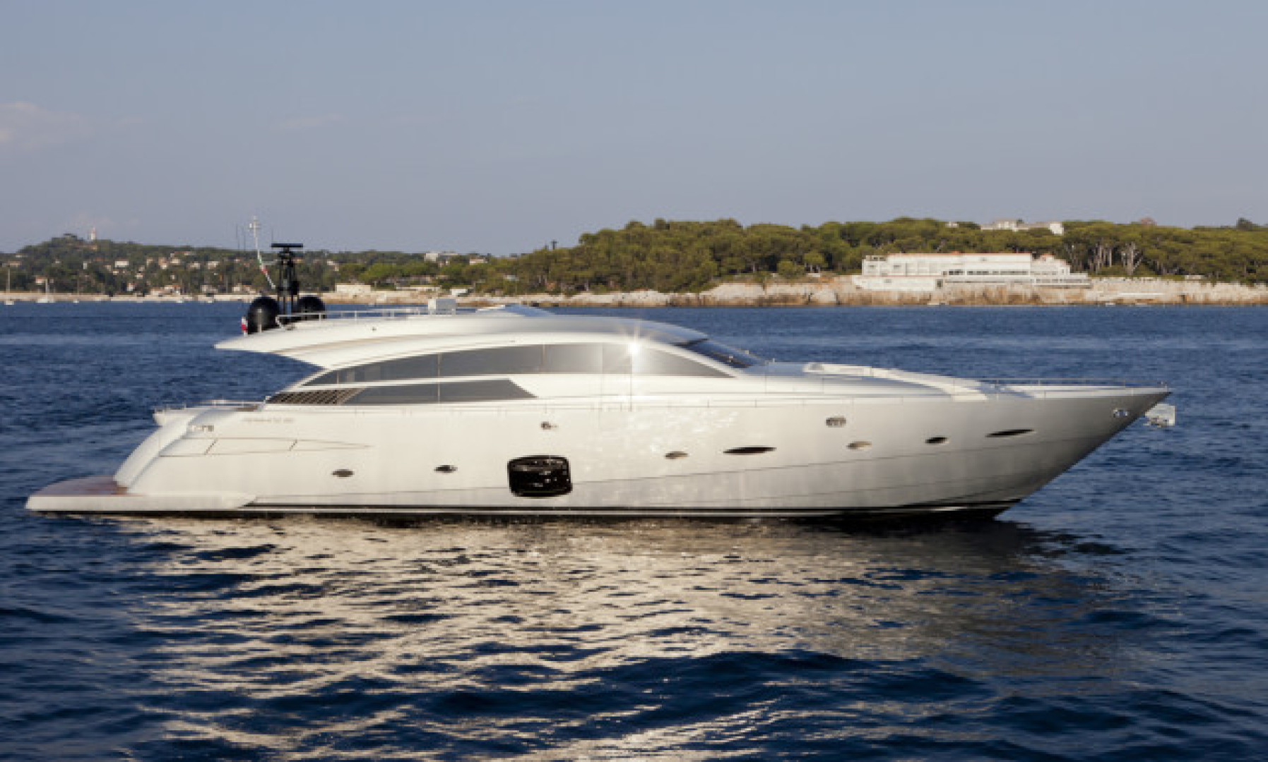 Picture Of: 92' Pershing 92 2012 Yacht For Sale | 1 of 28
