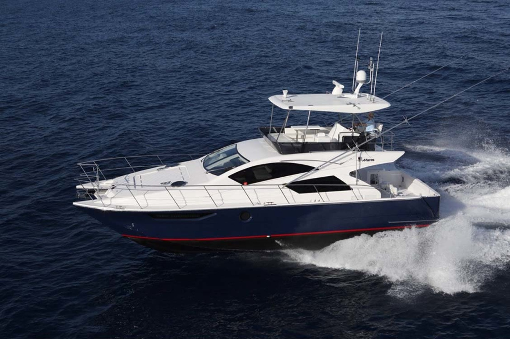 Mares 45' 45 Yacht Fish  2019
