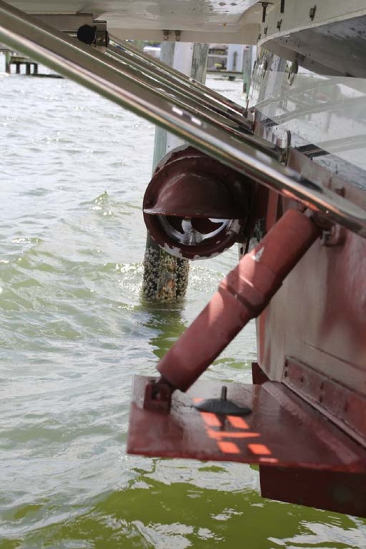 Back Cove-34 2015-Blue Chip Arnold-Maryland-United States-Stern Thruster-1152215 | Thumbnail