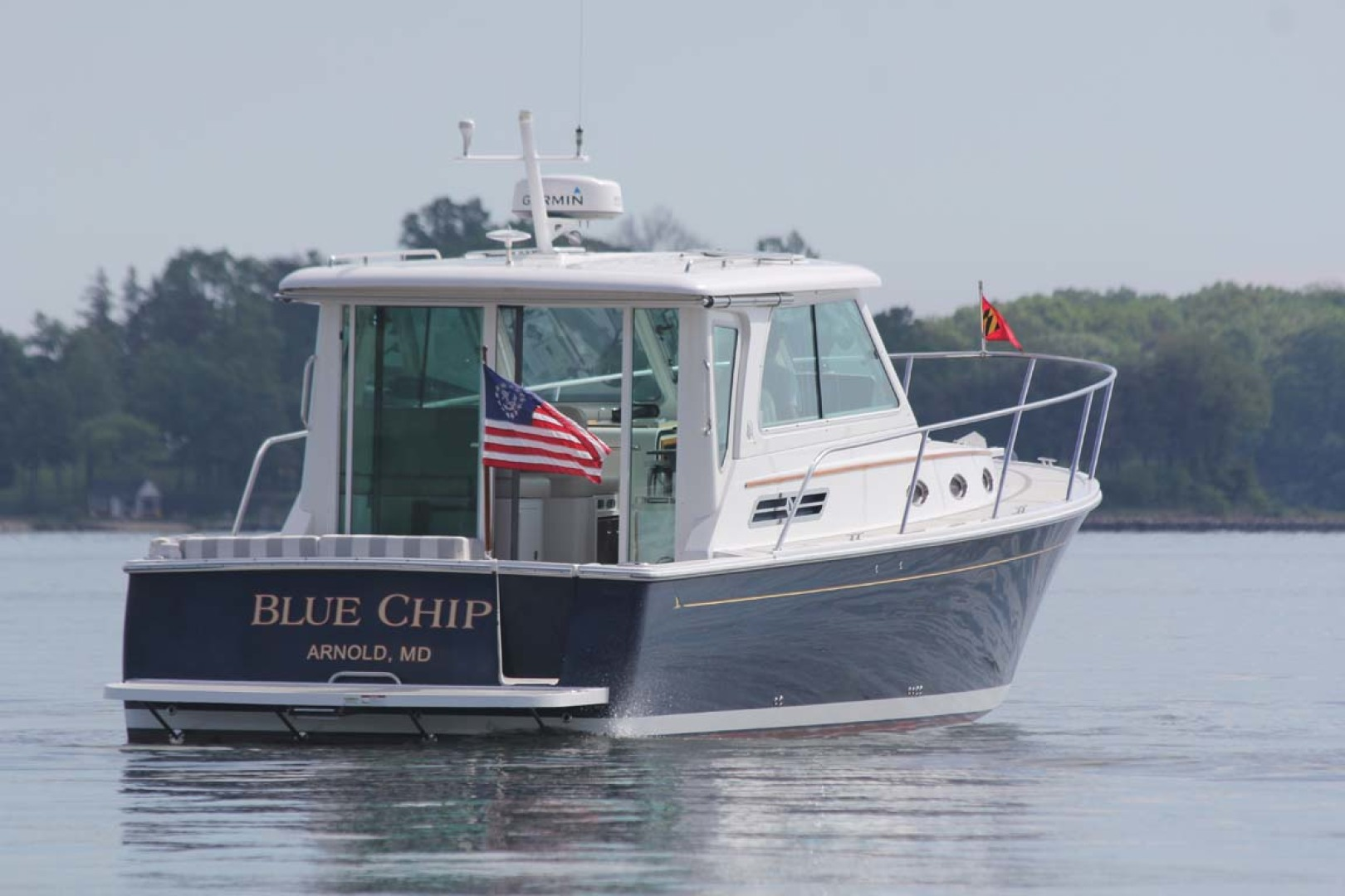 Back Cove-34 2015-Blue Chip Arnold-Maryland-United States-Starboard Quarter-1152220 | Thumbnail