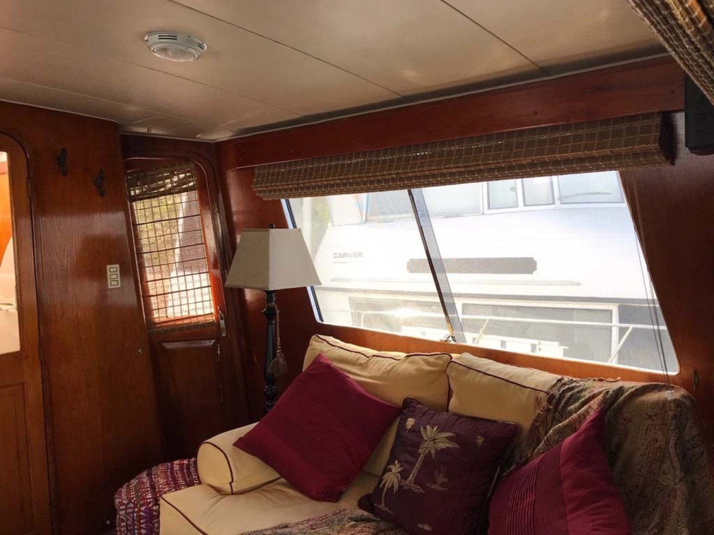 Gulfstar-Motor Yacht 1987-Philos Palm Coast-Florida-United States-Salon-1345027 | Thumbnail