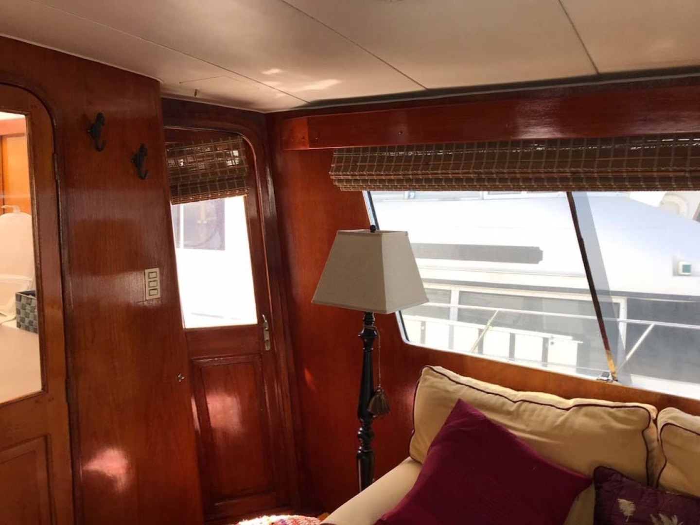 Gulfstar-Motor Yacht 1987-Philos Palm Coast-Florida-United States-Salon-1345028 | Thumbnail