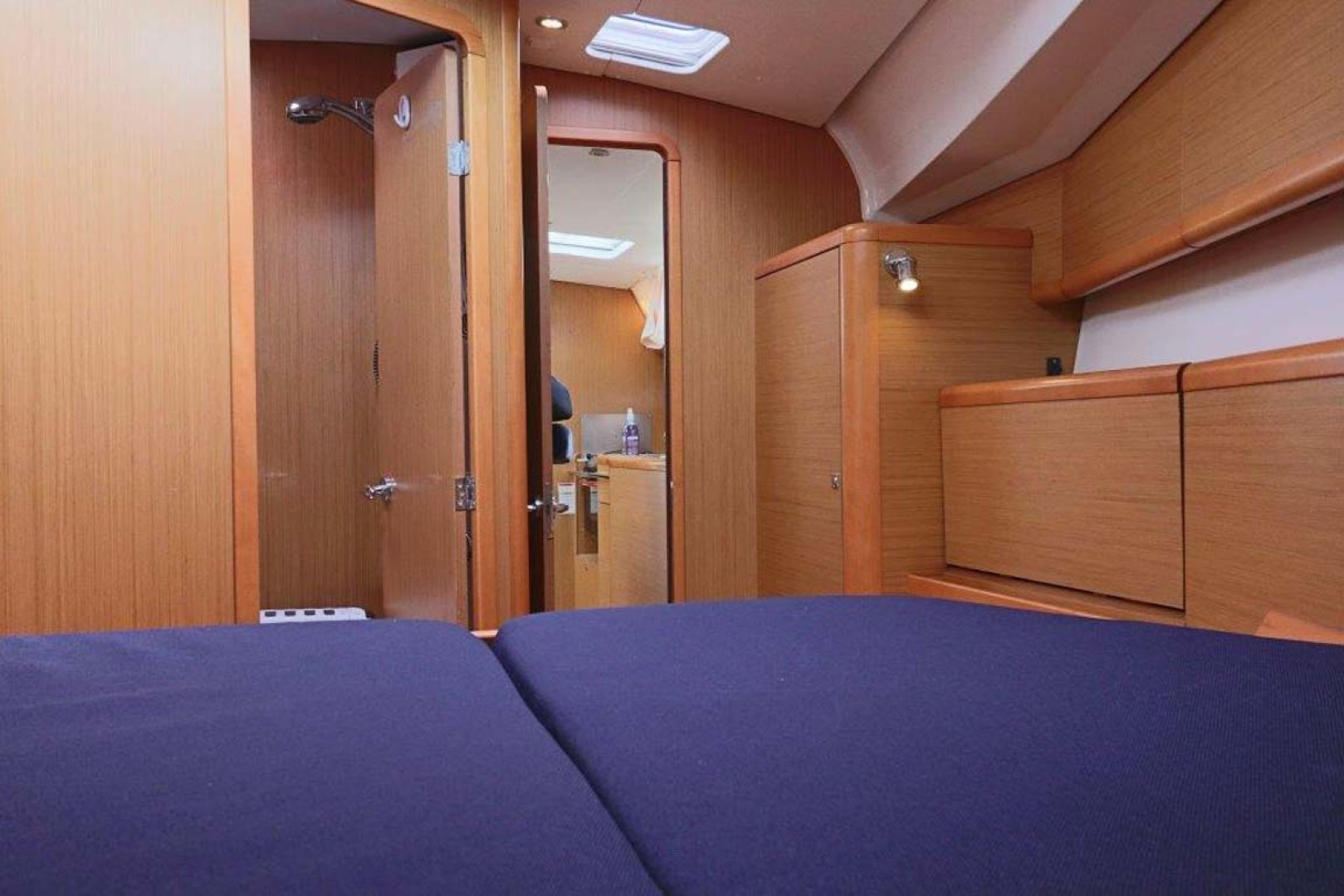 Jeanneau-Sun Odyssey 44i 2010-Intrigue Poulsbo-Washington-United States-Master Berth-1153328 | Thumbnail