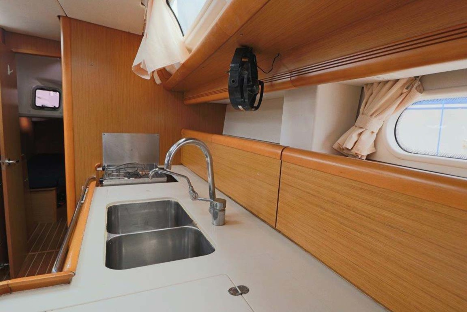 Jeanneau-Sun Odyssey 44i 2010-Intrigue Poulsbo-Washington-United States-Galley-1153324 | Thumbnail