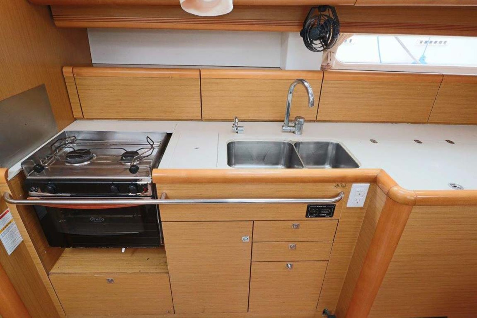 Jeanneau-Sun Odyssey 44i 2010-Intrigue Poulsbo-Washington-United States-Galley-1153323 | Thumbnail