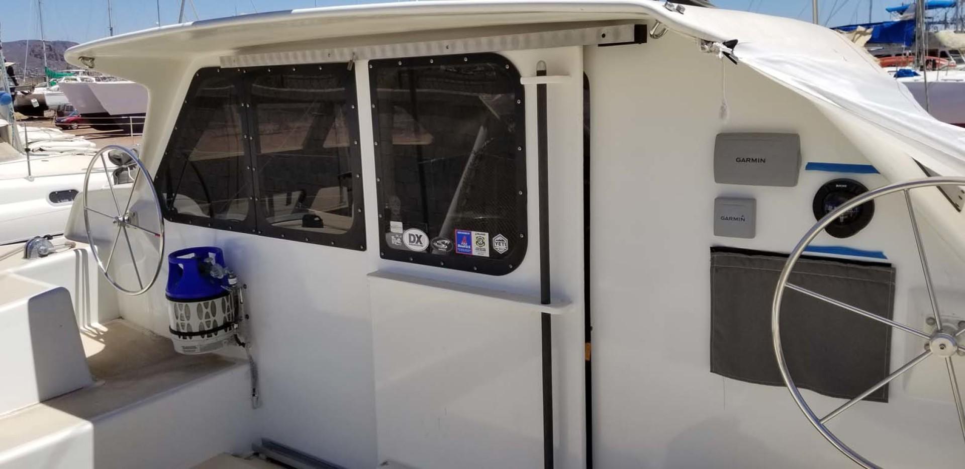 Farrier-44 SC 2014-Mariana Guaymas, SONORA-Mexico-Cockpit Bulkhead-1159492 | Thumbnail