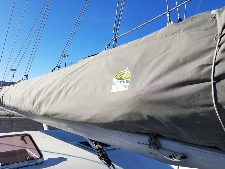 Farrier-44 SC 2014-Mariana Guaymas, SONORA-Mexico-Main Sail Cover-1159491 | Thumbnail