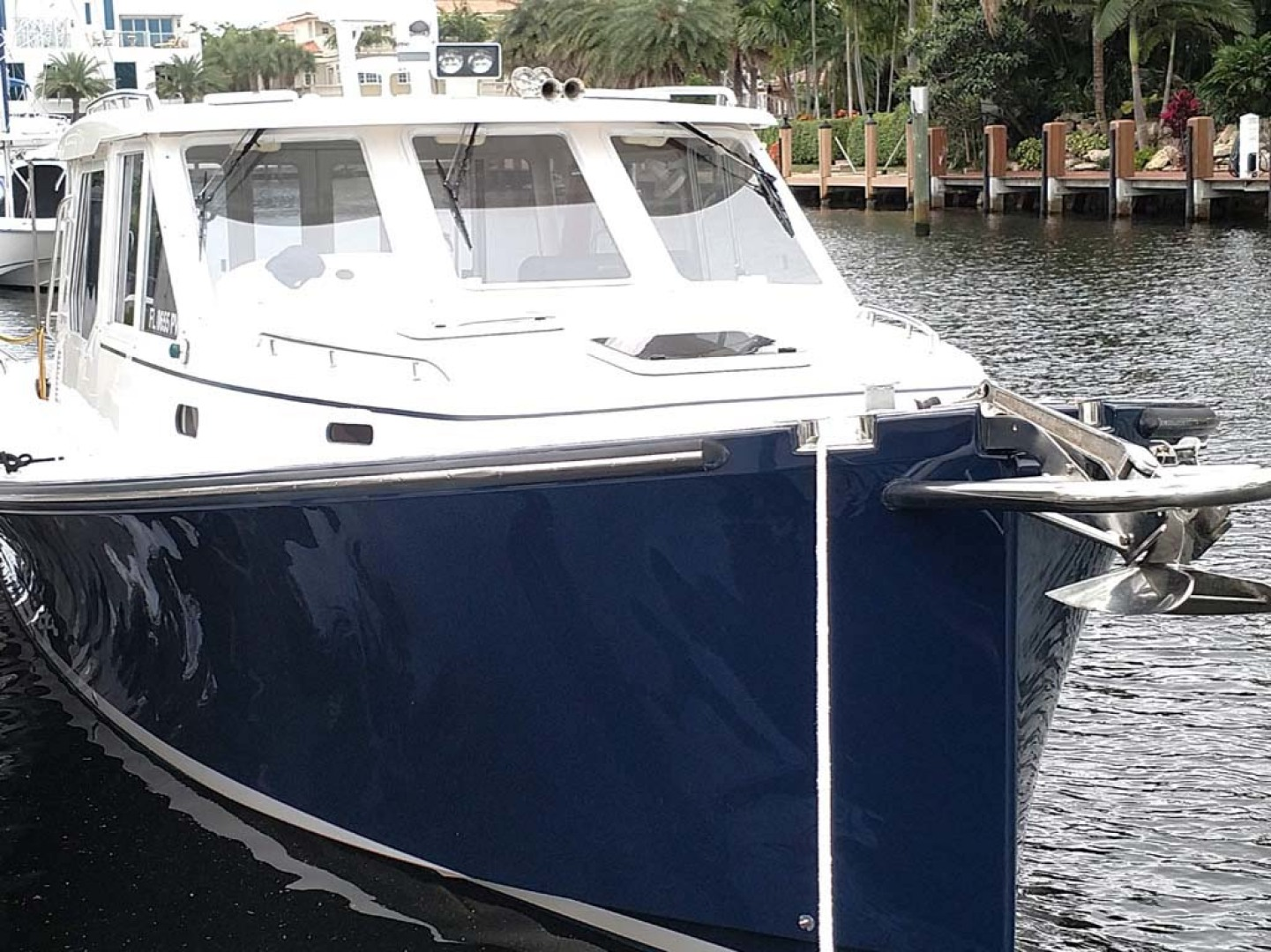 Pearson-True North Heritage 38 2005-OVERTIME Lauderdale By The Sea-Florida-United States-Starboard Bow-1164930   Thumbnail