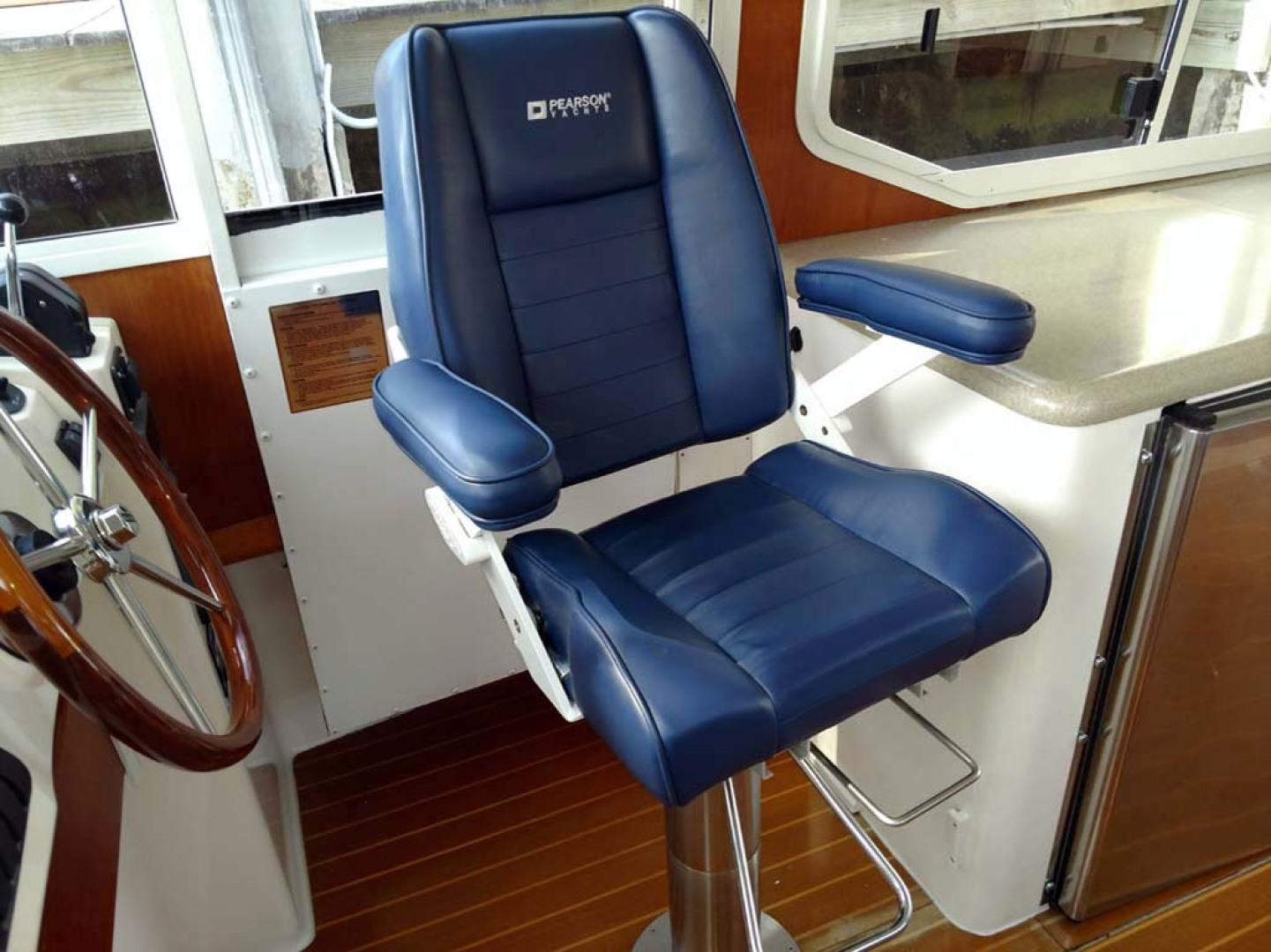 Pearson-True North Heritage 38 2005-OVERTIME Lauderdale By The Sea-Florida-United States-Twin Helm Seats-1164965   Thumbnail