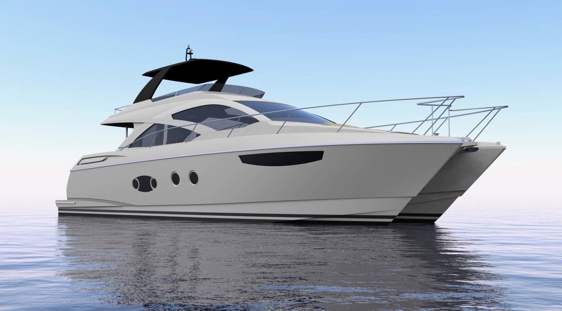 Mares 65' 66 Motor Yacht 2020