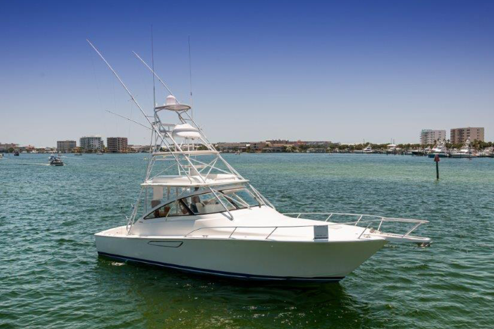 Picture Of: 42' Viking 42 Open 2013 Yacht For Sale | 1 of 21