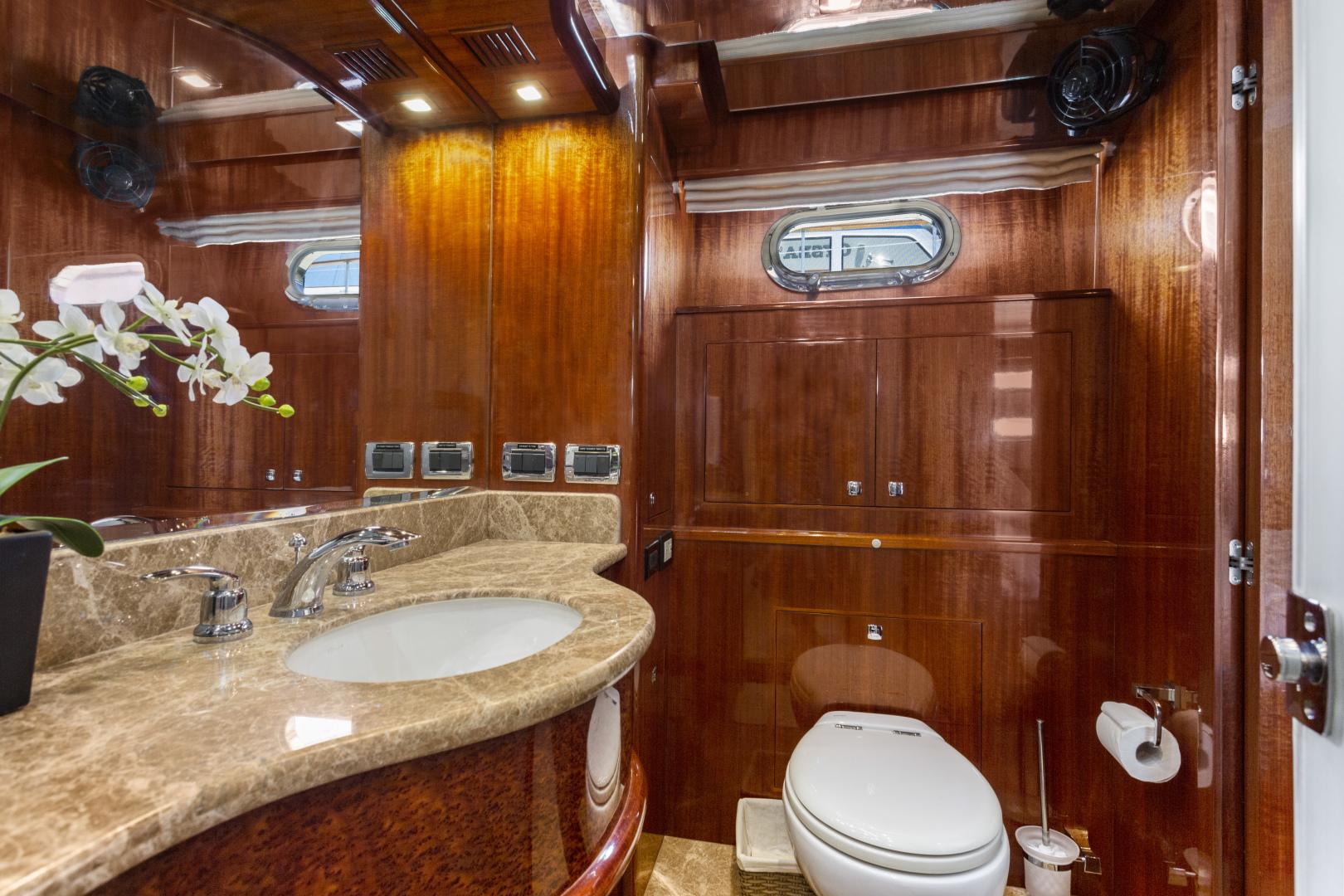 Hampton-76 Skylounge Motoryacht 2014-ODYSEA San Diego-California-United States-MASTER HEAD-1165165 | Thumbnail