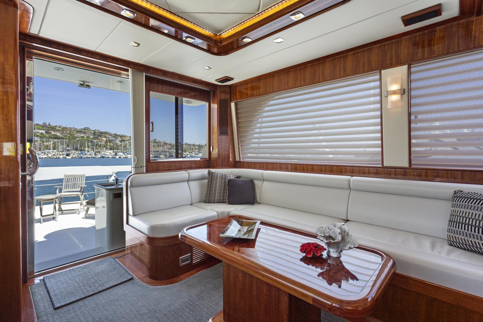 Hampton-76 Skylounge Motoryacht 2014-ODYSEA San Diego-California-United States-SKYLOUNGE-1165155 | Thumbnail