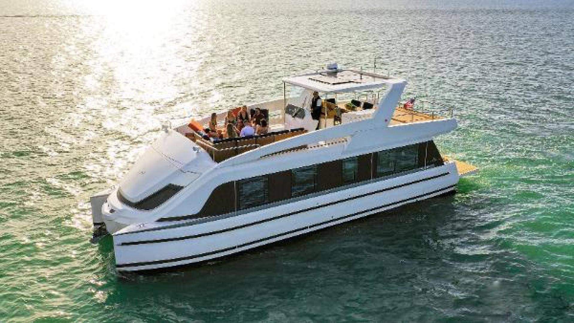 Picture Of: 54' Overblue 2018 Yacht For Sale | 2 of 22