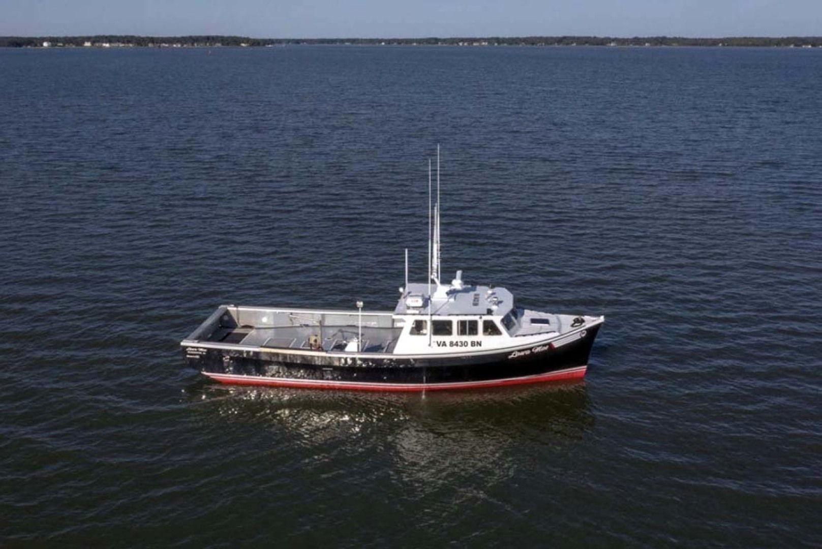 Dixon-50 Downeast 2004-Laura Mae Gloucester-Virginia-United States-Starboard-1165638 | Thumbnail