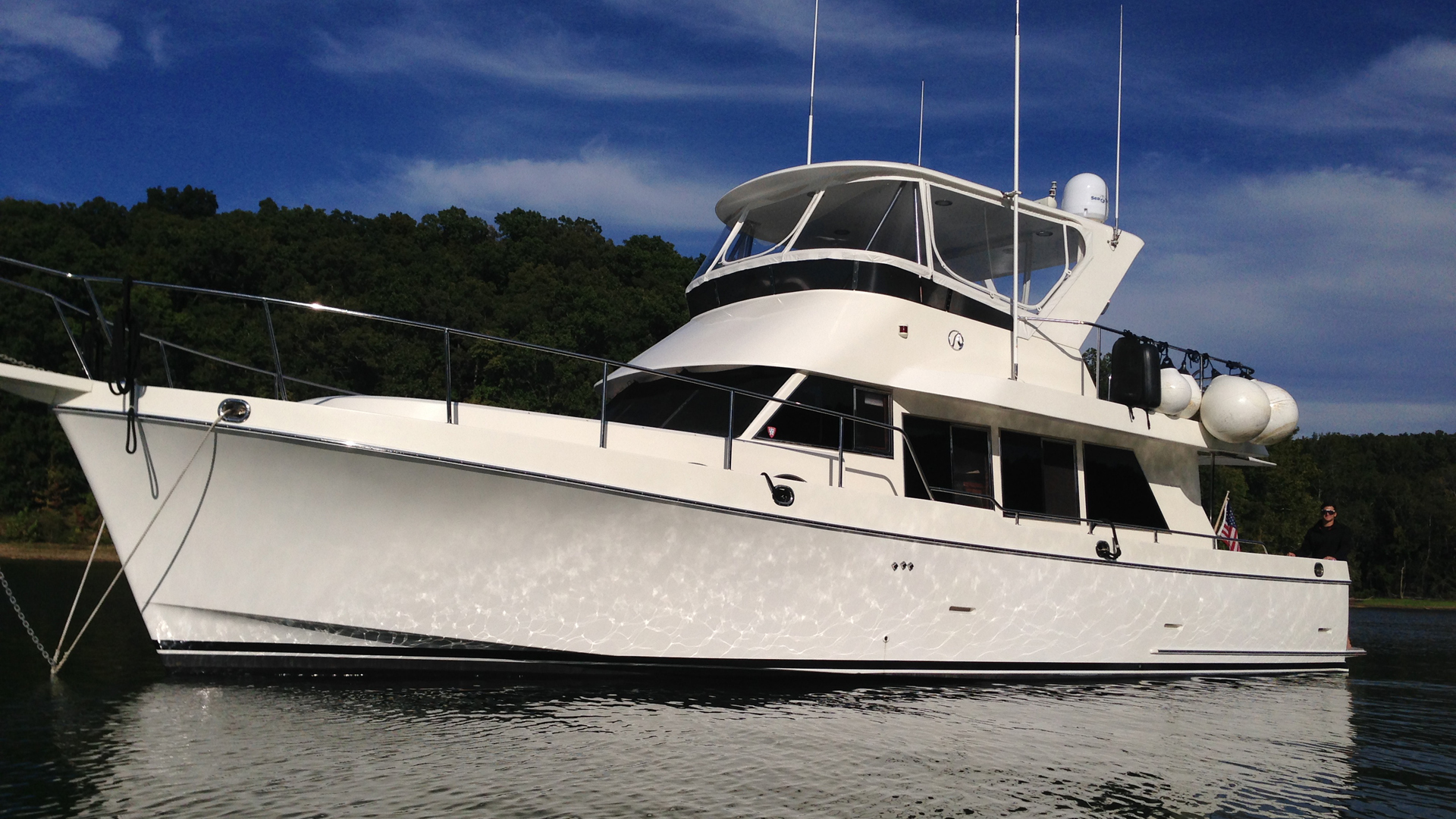 Picture Of: 48' Ocean Alexander Classicco 2006 Yacht For Sale | 2 of 13
