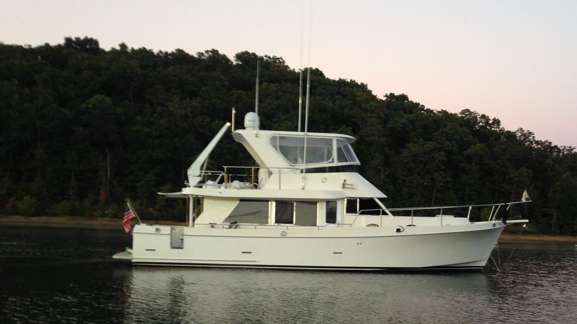 Picture Of: 48' Ocean Alexander Classicco 2006 Yacht For Sale | 1 of 13