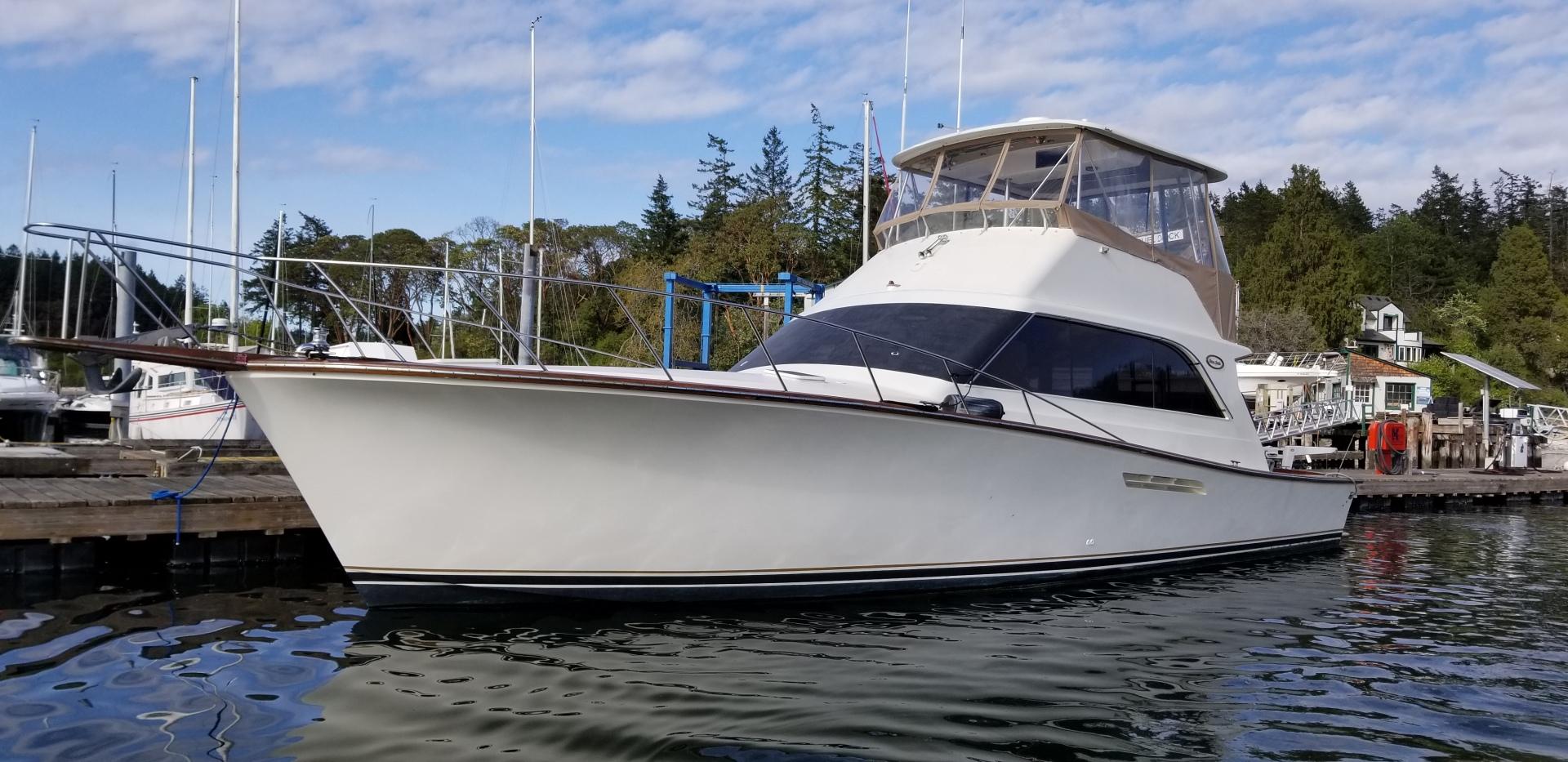 52' 1987 Ocean Yachts   Tampa Yacht Sales