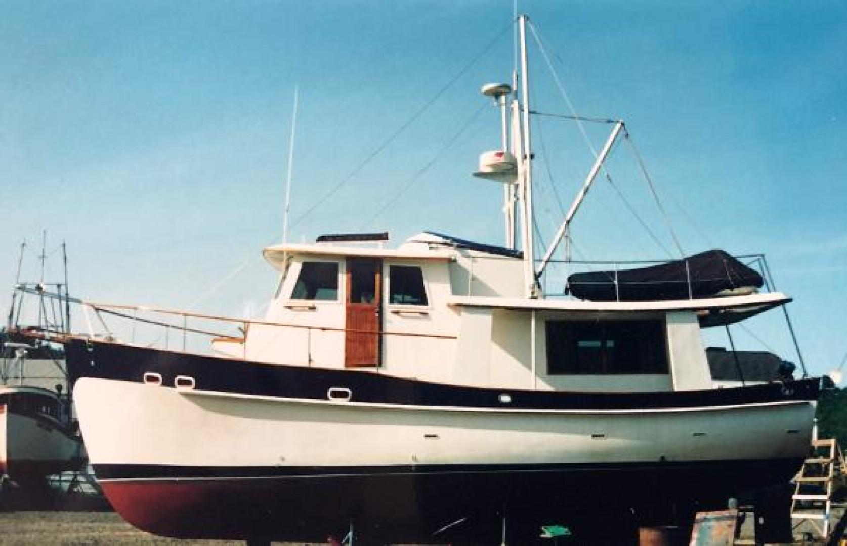 Picture Of: 42' Krogen 42 1983 Yacht For Sale | 1 of 22