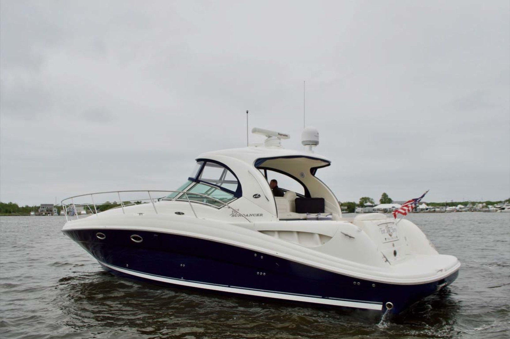 Sea Ray-390 Sundancer 2005-For My Boys Long Island-New York-United States-Port Aft Qtr-1170077 | Thumbnail