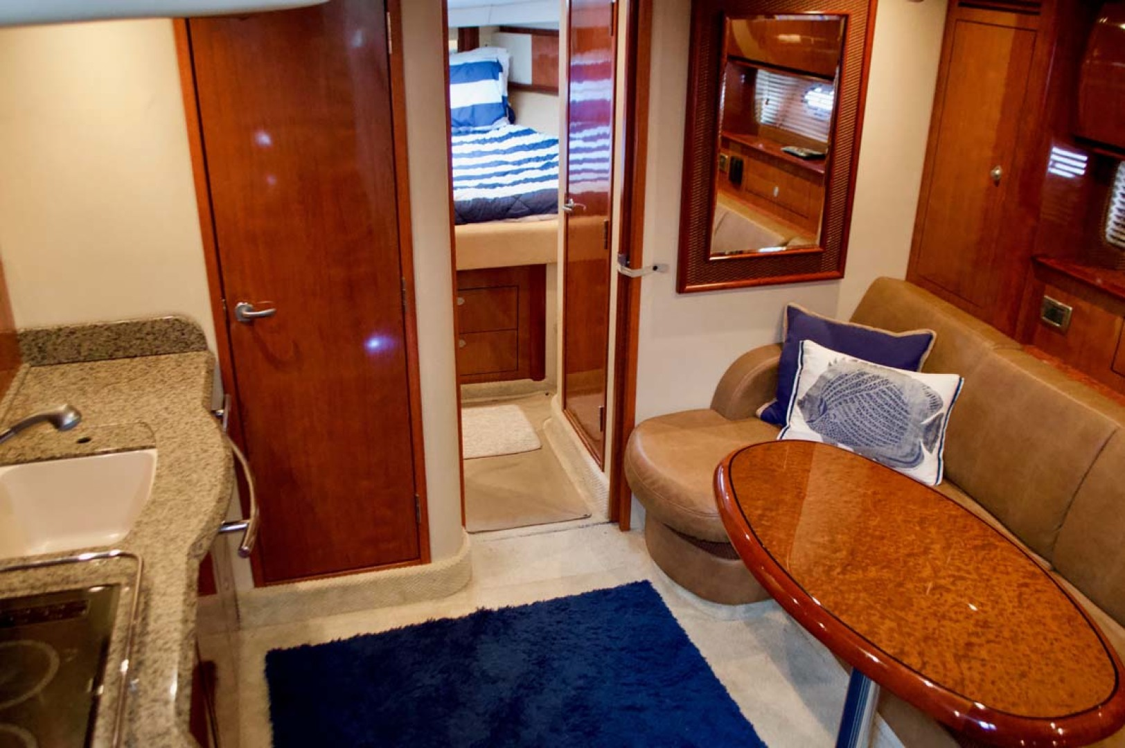 Sea Ray-390 Sundancer 2005-For My Boys Long Island-New York-United States-Cabin Layout-1170059 | Thumbnail