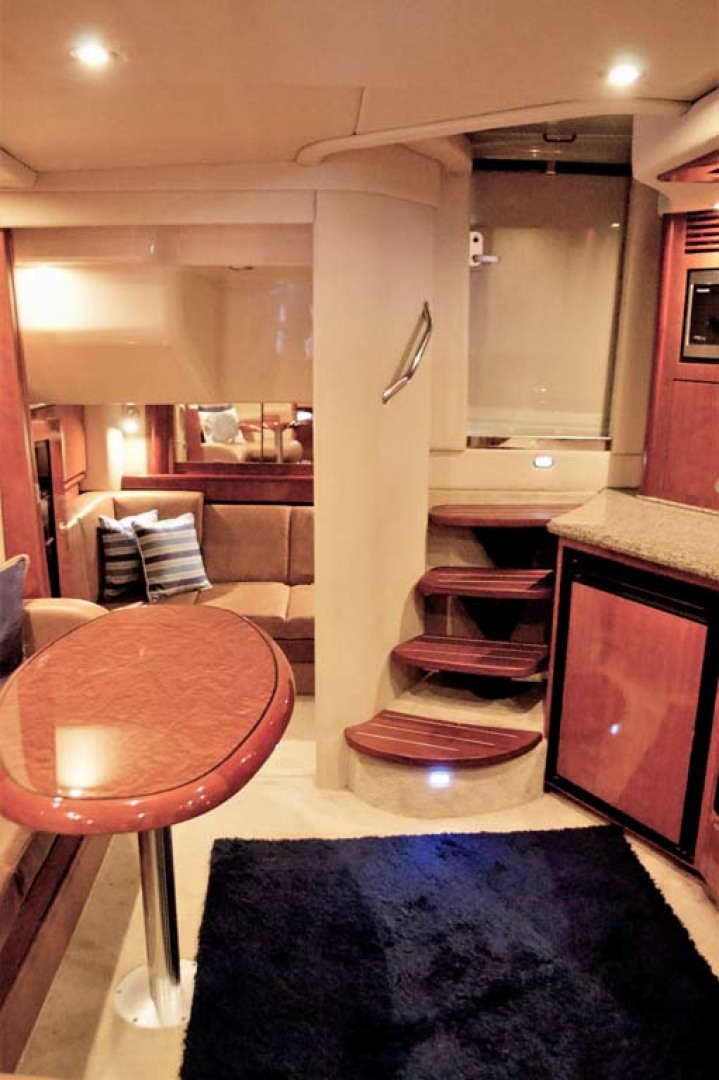 Sea Ray-390 Sundancer 2005-For My Boys Long Island-New York-United States-Cabin Layout-1170056 | Thumbnail