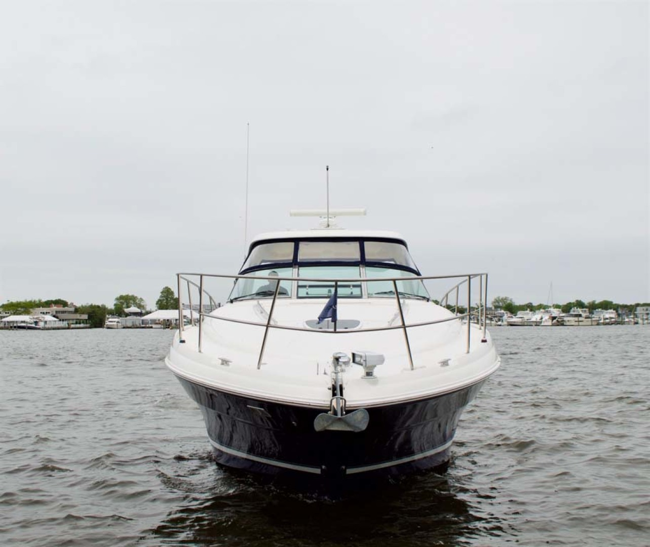 Sea Ray-390 Sundancer 2005-For My Boys Long Island-New York-United States-Bow Profile-1170064 | Thumbnail